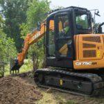 Case CX75C SR Excavators Groff Equipment