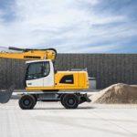 Liebherr A 920 Litronic Wheeled Excavator Groff Equipment