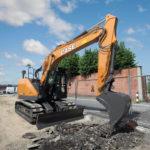 Case CX145C SR Excavator Groff Equipment