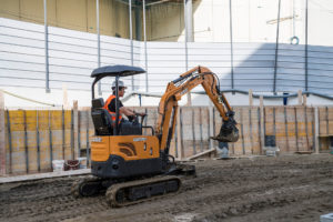 Case CX17 Mini-Excavator GT Mid Atlantic