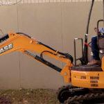 CX27 mini excavator