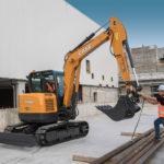 Case CX60C Mini Excavator Groff Equipment
