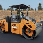 Case DV209D Asphalt Compactor Groff Equipment