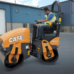 Case DV23 Asphalt Compactor Groff Equipment