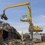 Liebherr ER 934 C High Rise Litronic Electric Scrap Handler Groff Equipment