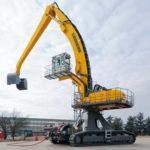 Liebherr ER 954 C High Rise Litronic Electric Scrap Handler Groff Equipment