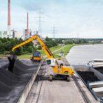 Liebherr LH 150 C Industry Litronic Electric Scrap Handler Groff Equipment
