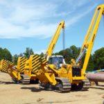 Liebherr RL 66 Pipe Layer Groff Equipment