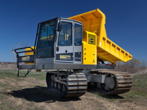 Case RT14R Crawler Carrier Groff Equipment