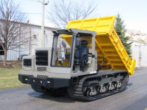 Terramac RT6 Crawler Carriers Groff Equipment