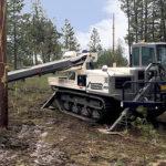 Case RT9 Crawler Carrier Groff Equipment