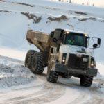 Terex Trucks TA300 Articulated Dump Truck Groff Equipment