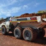 Terex Trucks TA400 Articulated Dump Truck Groff Equipment