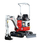 Takeuchi TB210R Mini Excavator Groff Equipment