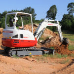 Takeuchi TB235-2 Excavator Groff Equipment