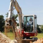 Takeuchi TB260 Mini Excavator Groff Equipment