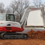 Takeuchi TB290 Mini Excavator Groff Equipment