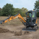 Case CX30C Mini Excavator Groff Equipment