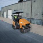 Case DV45D Asphalt Compactor Groff Equipment