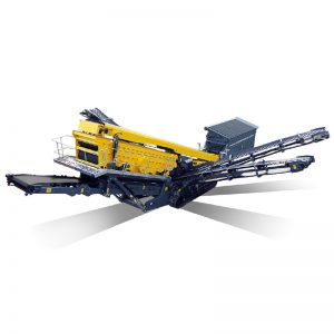 Crushing and Recycling Equipment for Rent