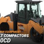 Case DV210CD Asphalt Compactor Groff Equipment