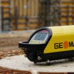GeoMax Zeta 125 Series Pipe Lasers Groff Equipment
