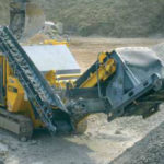 Rubble Master RM OS100GO! Oversize Grain Separator Groff Equipment