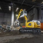 Liebherr LH 26 C Industry Litronic Material Scrap Handler Groff Equipment