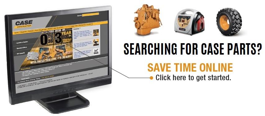Buy CASE Parts Online