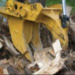 CBI Direct Pin Stump Shear Groff Equipment