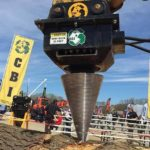 CBI Log and Stump Screw Groff Equipment