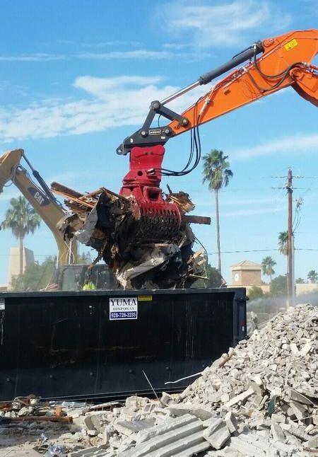 LaBounty MDG Mobile Demolition Grapple Groff Tractor & Equipment