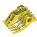 CBI RR30 Root Rake and Thumb Groff Equipment