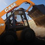 Case SR160B Compact Skid Steer Loader Groff Equipment