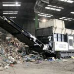Terex TDS820 Shredder Groff Equipment