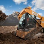 Case TR340B B-Series Compact Track Loader Groff Equipment
