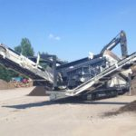 Terex TRS550 Recycling Screen Groff Equipment