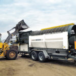 Terex TTS520 Screen Groff Equipment