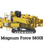 CBI Magnum Force 5800B Grinder Groff Equipment