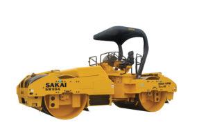 sakai SW994 asphalt roller
