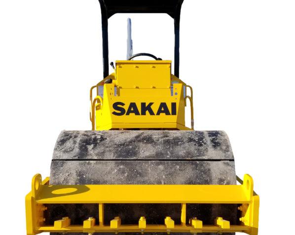 Sakai SV204TF Soil Compactor