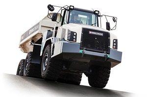 Terex Articulated Truck
