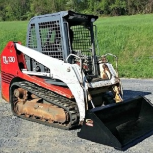 Takeuchi Used Compact Track Loader