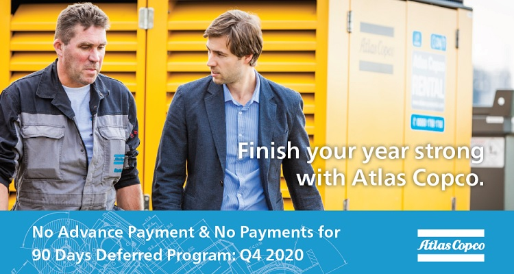 Atlas Copco Finance Offer