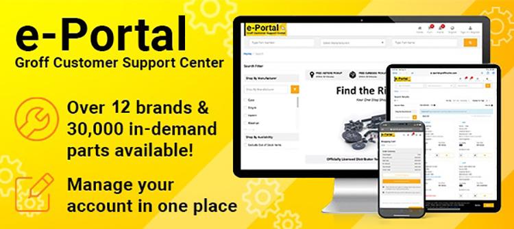 Buy Heavy Equipment Parts Online