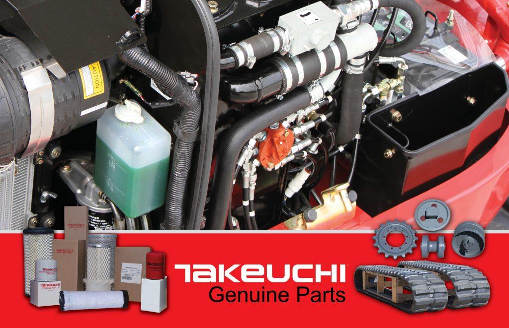Buy Takeuchi Parts Online